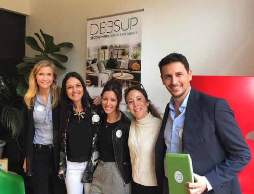 Deesup: il design di seconda mano