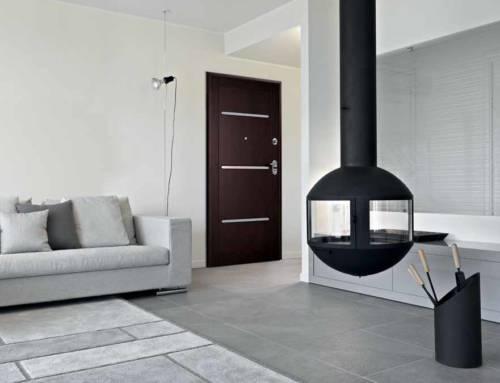La porta blindata migliora l'efficenza energetica