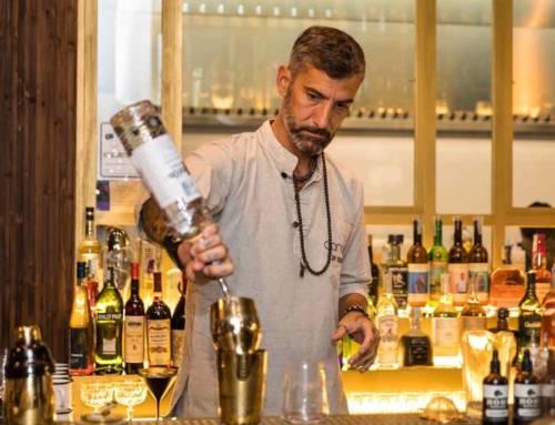 Bistrot, cocktail bar e boutique dedicato alla canapa