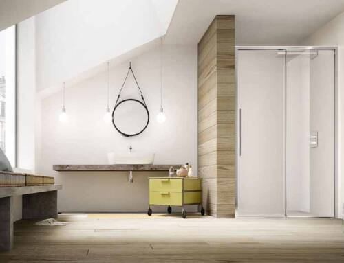 Qualità e funzionalità per le cabine doccia Relax