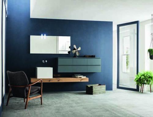 Arbi Arredobagno: mobili sospesi e con piani folding