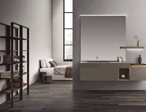 Sala da bagno e non solo: colonne e madie Cerasa