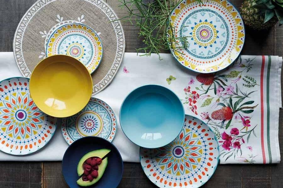 collezioni piatti