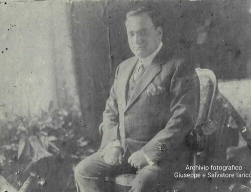 Enrico Caruso e Giuseppe Iaricci