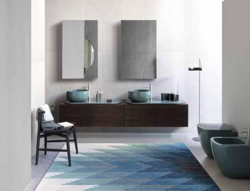Delfo: un lavabo sofisticato by Ceramica Cielo