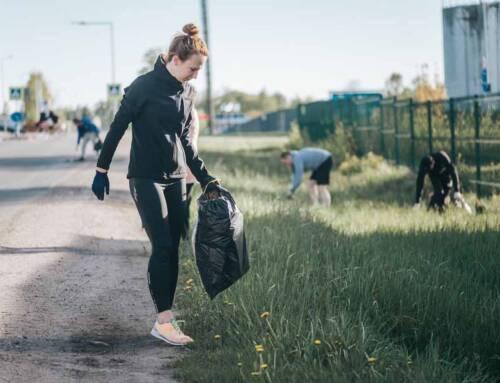 FuorisalonePlogging: una camminata/corsa per la raccolta dei rifiuti