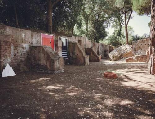 Ostia antica ospita Arteporto | Fuori Confine